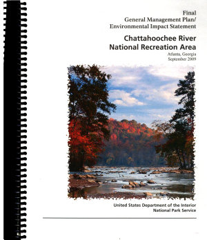 Chattahoochee River National Recreation Area  N R A    General Mangement Plan PDF
