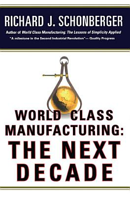 World Class Manufacturing  The Next Decade
