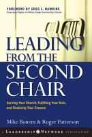 Leading from the Second Chair PDF