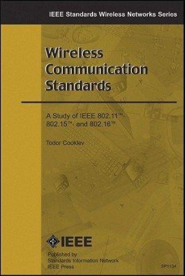 Wireless Communication Standards PDF