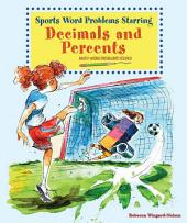 Sports Word Problems Starring Decimals and Percents