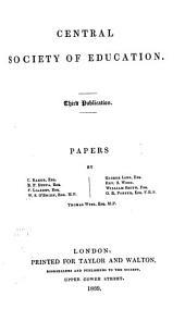 First (-Third) publication