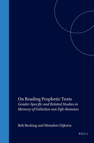 On Reading Prophetic Texts