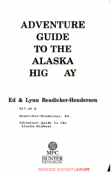 Adventure Guide To The Alaska Highway Book PDF
