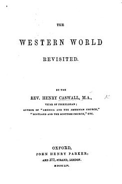 The Western World Revisited PDF