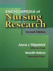 Encyclopedia of Nursing Research