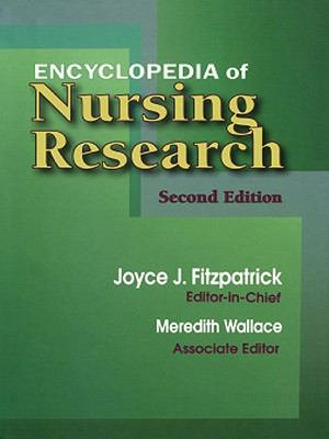 Encyclopedia of Nursing Research PDF