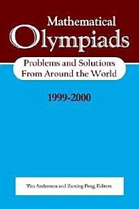 Mathematical Olympiads 1999-2000