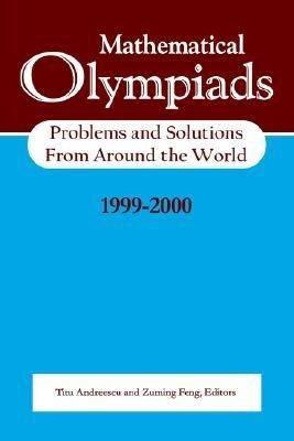 Mathematical Olympiads 1999 2000