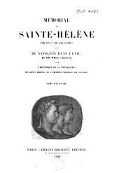 Mémorial de Sainte-Hélène: Volume2