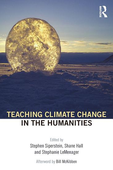Teaching Climate Change in the Humanities PDF