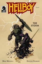 Hellboy: The Storm #2