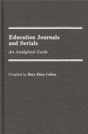Education Journals and Serials