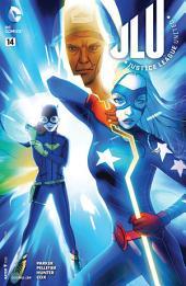 Justice League United (2014-) #14