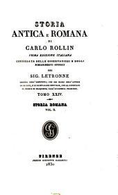 Storia antica e romana di Carlo Rollin: Volume 24