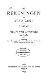 De rekeningen der stad Gent: tijdvak van Philips van Artevelde 1376-1389, Volume 4