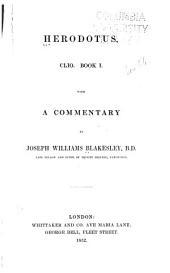 Herodotus, Clio: Book 1