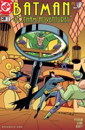 Batman: Gotham Adventures (1998-) #28