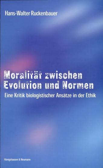 Moralit  t zwischen Evolution und Normen PDF