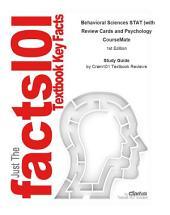 Behavioral Sciences STAT: Statistics, Statistics