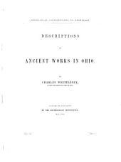 Descriptions of Ancient Works in Ohio