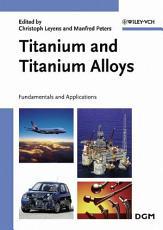 Titanium and Titanium Alloys PDF