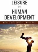 Leisure and Human Development