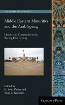 Middle Eastern Minorities and the Arab Spring