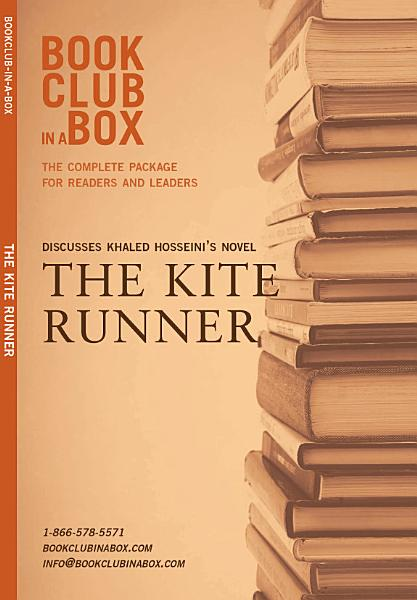 Download Bookclub in a Box Discusses Khaled Hosseini s novel  The Kite Runner Book