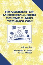 Handbook of Microemulsion Science and Technology