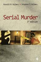 Serial Murder PDF