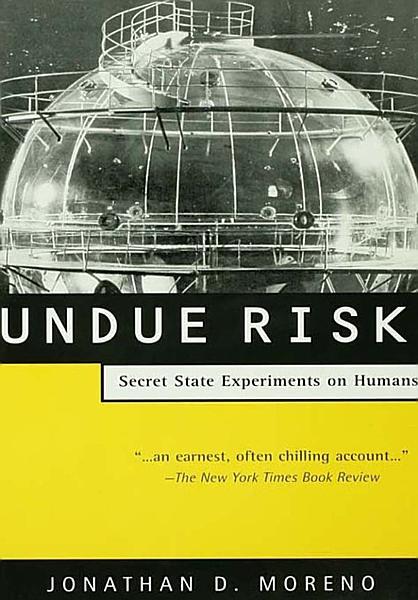 Download Undue Risk Book