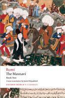 The Masnavi  Book Two PDF