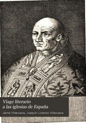 Viage literario a las iglesias de España: Volumen 4