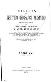 Boletín ...: Volume 16