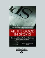 All the Good in Sports PDF