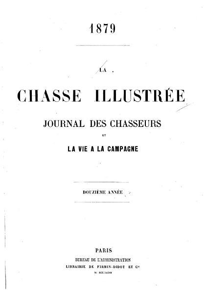 Download La Chasse Illustr  e Book