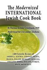 The Modernized International Jewish Cook Book