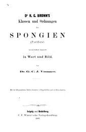 Spongien