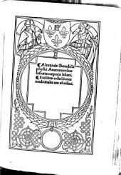 Anatomice sive historia corporis humani