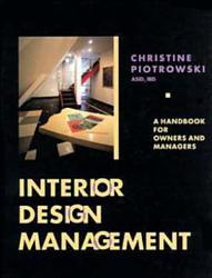 Interior Design Management Book PDF