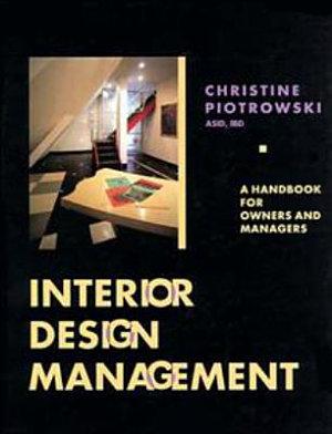 Interior Design Management PDF