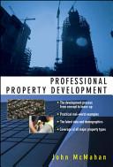 Professional Property Development Book