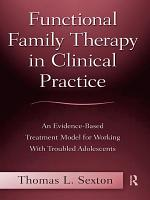 Functional Family Therapy in Clinical Practice PDF