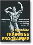 Legend  re Trainingsprogramme PDF
