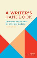 A Writer s Handbook   Fourth Edition PDF