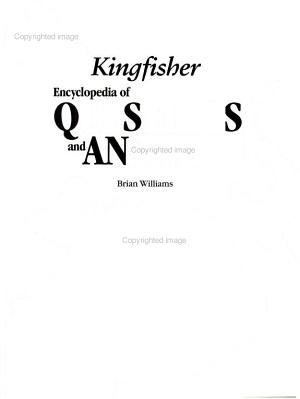 The Kingfisher Encyclopedia of Questions and Answers PDF