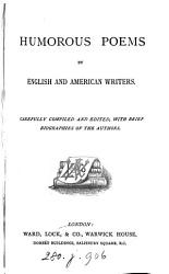 Humorous Poems By English And American Writers Book PDF