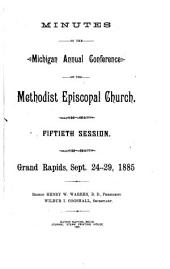 Minutes of the Michigan Annual Conference