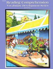 Reading Comprehension and Vocabulary Development RL 6 0 7 0 Book 2 PDF
